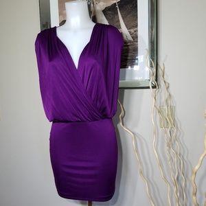 Purple Victoria's Secret Cocktail Dress Size XS